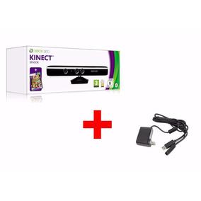 Kinect Sensor Xbox 360 + Jogo + Brinde Novo