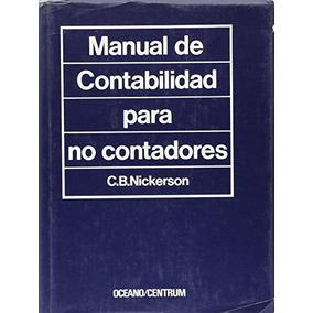 Libro Manual De Contabilidad Para No Contadores (edicion En