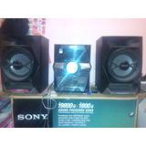 Equipo Sony Genesis Exelente Semi Nuevo Con Caja Joya Joya