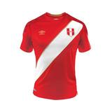 Camiseta Selección De Fútbol De Perú Away 2018
