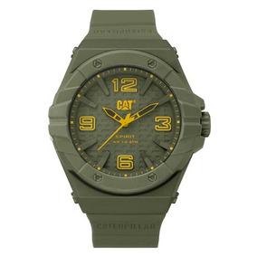 c6073cddd8a Relogio Nautica Cat Caterpillar Dourado - Relógios De Pulso no ...