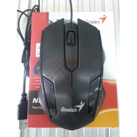 Mouse Usb Genius Optico Netscroll Eye 503 Modelo Nuevo Usb