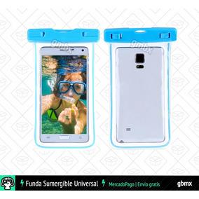 Funda Iphone 6, 5, 4, Plus Sumergible Universal Gbmx