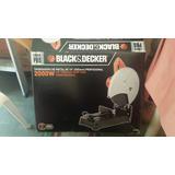 Tronzadora Black & Decker Nueva A Estrenar