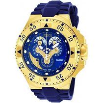 Reloj Invicta 18558 Reserve Excursion Azul - 100% Original
