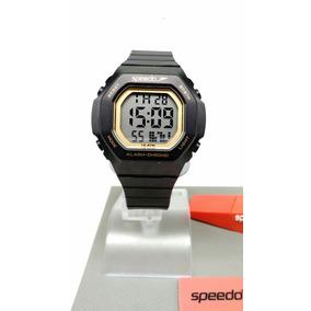 da710e41f35 Relogio Dourado Feminino Speedo - Relógios De Pulso no Mercado Livre ...