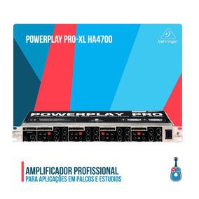 Powerplay Behinger Pro-xl Ha4700 + Frete Gratis