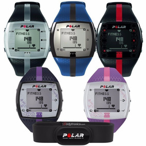 Polar Ft7 Con Banda De Monitoreo Cardiaco, Nuevos (negro)