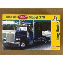 Camion Peterbilt Model 378 Italeri 1/24