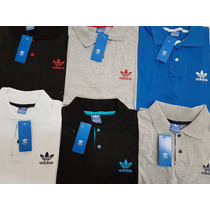 Chombas Adidas Por Mayor Valor 10 Unidades