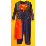 Disfraz Superman Con Capa (no New Toys) Rey Sancho Urquiza
