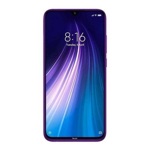 Xiaomi Redmi Note 8 - Púrpura-cósmico - 64 GB - 4 GB