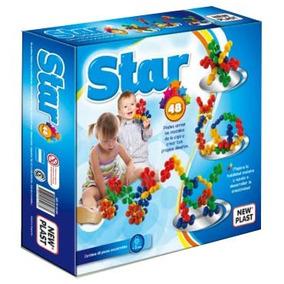 Stars X 48 (caja) Linea Encastres 0184 New Plast