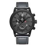 Reloj Curren Exclusivo Y Elegante + Caja Reloj   Env. Gratis ccebbb607ed