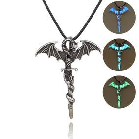 Colar Brilhante Espada Do Dragão - Game Of Thrones Gratuito