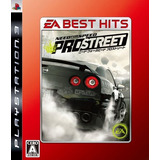 Necesidad De Velocidad Pro Street (ea Best Hits) Importació