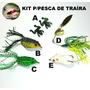 Kit pesca: Kit Pesca Traira