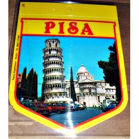 Calcas, Tuning,sticker, Souvenir De Italia