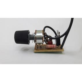 Dimmer Rotativo C/off 400w - Preto