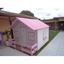 Curso Completo De Como Contruir Uma Casinha De Boneca Rosa