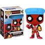 Funko Pop Deadpool Hora De Baño Exclusivo Marvel Vinyl Pato
