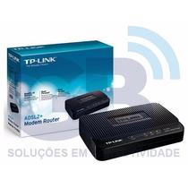 Modem Adsl2 Adsl Tp-link Td-8816 Aceita Todas Operadoras!!