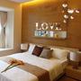 Love Corações Coração Espelho Decorar Decoração Sala Quarto