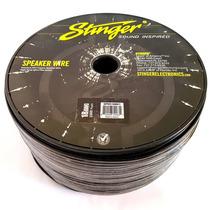 Stinger Rollo De Cable Para Bocina Calibre 18 300 Metros