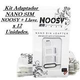 Kit Adaptador 3en1 Nanosim, Microsim, Sim+llave, Al Mayor!