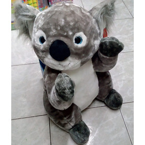 Peluche Koala 60x50 Cm Aprox. Jugueteria Bunny Toys
