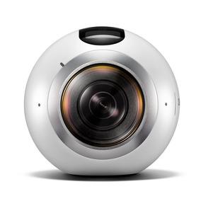 Cámara Samsung Gear 360 Wifi Bluetooth Nfc Sm-c200