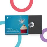 Oh! Gift Card Cumpleaños $3000 Con Box