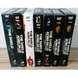 Dvd Coleção The Shield Acima Da Lei Completa - Frete Grátis!