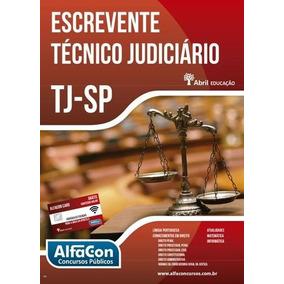 Escrevente Tecnico Judiciario - Tj-sp
