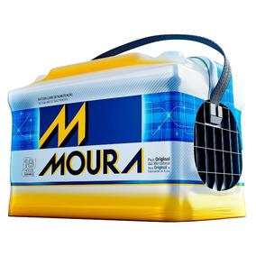 Bateria Moura 60ah - M60gd Sem Casco Na Troca