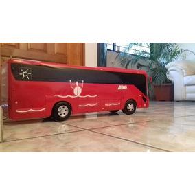 Nuevo Autobuses De Juguete Artesanales Busscar Y Volvo 4x2
