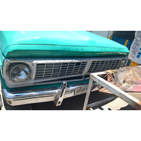 Ford Pick Up 1972 Motor 390 Complrta O Partes
