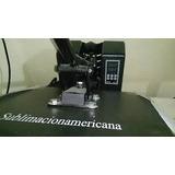 Maquina De Sublimación Americana
