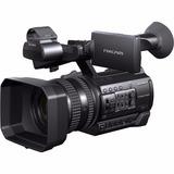 Filmadora Sony Hxr-nx100 Full Hd Nxcam Cmos R Sony G 12x