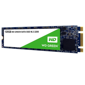Hd Ssd 120gb Wd Green M.2 Leituras: 545mb/s Sata 6gb/s