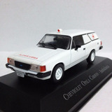 Chevrolet Caravan Ambulância 1/43