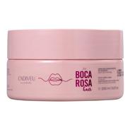 Máscara Condicionante Quartzo Cadiveu Boca Rosa Hair 200ml