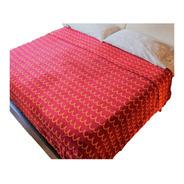 Cobertor King Size Hotelero Súper Suave Colorido Calientito