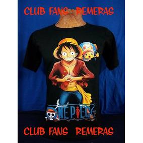 Remeras De One Piece . Series , Cómic Y Anime ...
