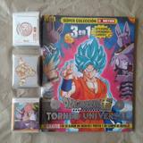 Album Dragon Ball Super Completo