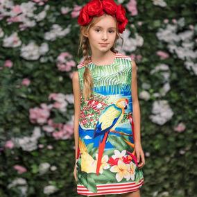 Lote De Preciosos Vestidos Para Niña De 2-6 Años Surtido