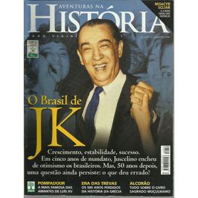 Aventuras Na História O Brasil De Jucelino Jk (67 Págs)