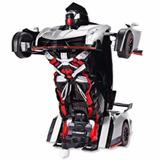Auto Radio Control Robot Transformer - Troopers Violent