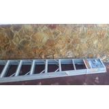 Escalera De Aluminio 9 Tramos Mekota