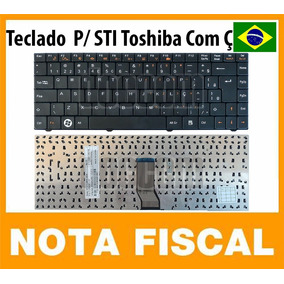 Teclado Semp Toshiba Is1412 1413 1413g 1414 1422 1423g Sti Ç